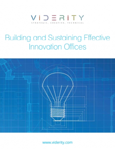 Building and Sustaining Effective Innovation Offices